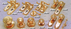 Georgian Brassware