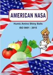 Humic amino balls