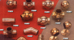 Brass Railing Fittings