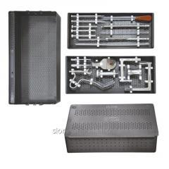 Delta Tibia-Fumer Instruments (Set 2)