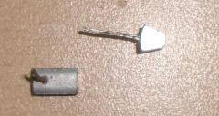 Fuel Pump Brush for Graphite & Copper