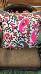 Kahani Print Cushion