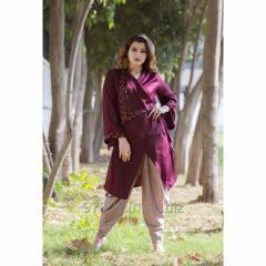 Angarkha концепция платье с дхоти