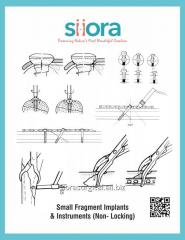 Small Fragment Implant & Instrument (Non