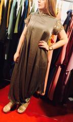 Nalki & Sequence платье работа драпировка