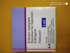 Inyecciones farmacéuticas