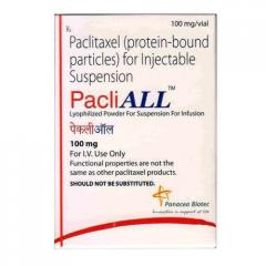 PacliALL100mg Injection