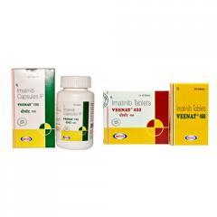 Veenat 100 Mg/ 400 Mg Tablet