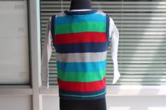 Kid's  sweater with inner top