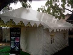 Waterproof luxury swiss cottage tent