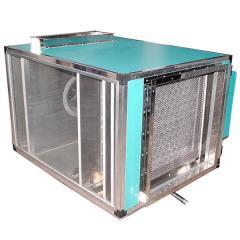 Электростатический очиститель воздуха