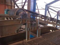 Conveyor Belts for Coal, Husk, Cement