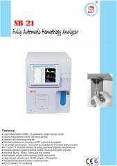 Fully Automatic Hematology Analyzer (SB -21)