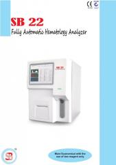 SB 22 Fully Automatic Hematology Analyzer