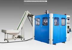 Automatic PET blowing Machine