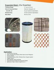 Expanded Mesh: (Our Expertise)
