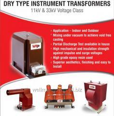 Dry Type CT & PT