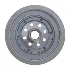 Eicher Wheel Cover Assembly