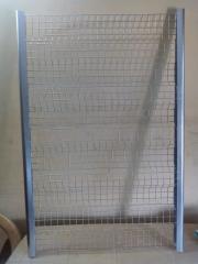 Filter's mesh