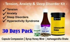 Tension, Anxiety & Sleep Disorder Kit