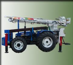 Tractor Mounted Rigs ARE-150