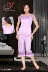 Capri Nightwear 001