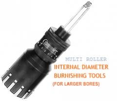 Internal Diameter Burnishing Tools