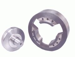 Thrust Ring & Clamping Roller