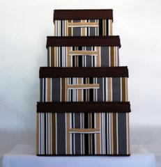 Canvas Storage Boxes