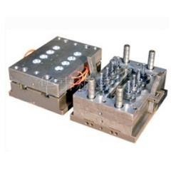 4 Cavity Pet Preform Mould With Self Lock