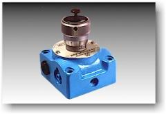 Pressure compensated flow control valve