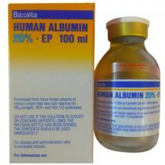 Human Albumin