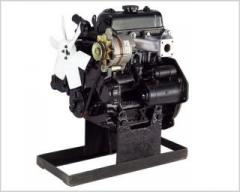 Shakti K3C Engine