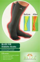 Blizz Fir Diabetic Socks