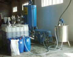 Waste oils - for bio - diesel manufacturing