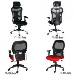 Mesh Back Chairs For Executives