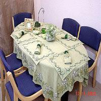 Fancy table linen