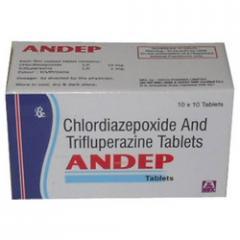Andep Tab Andep end of anxiety &