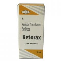 Ketorax eye drop