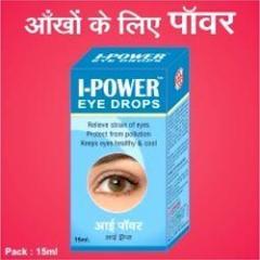 Herbal eye care drops