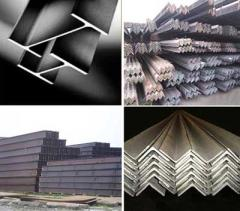 Steel Angles and Channels
