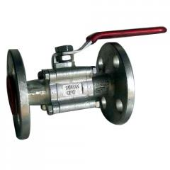 IC 3 Piece Ball Valves Flange End