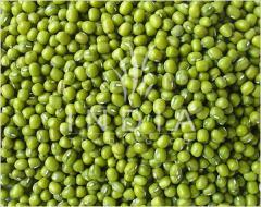 Peas, beans