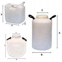 Chemical Storage Cans