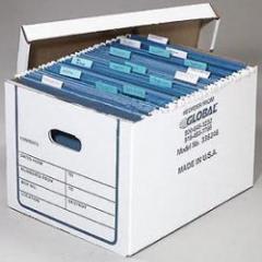 Corrugated File
