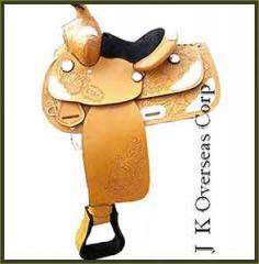 Premium Show Saddles