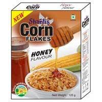 Honey Flavored Corn Flakes