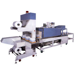 Auto Sleeve Wrapping Machines