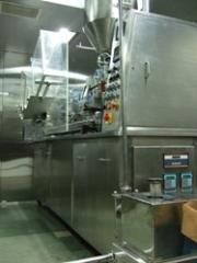 Automatic Hi Speed Linear Tube Filler