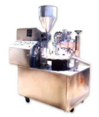 Semi Automatic Rotary Medium Speed Tube Filler
